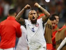 Vidal wil finale tegen Duitsland: 'Dat heb ik met Kimmich afgesproken'