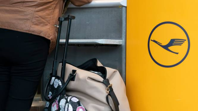 20 vluchten geannuleerd en urenlange vertragingen na staking bij Lufthansa