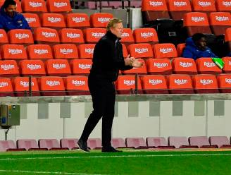"""Spaanse media snoeihard: """"Tactiek van Koeman is nonsens en chaos, Barça is slechter dan slecht"""""""