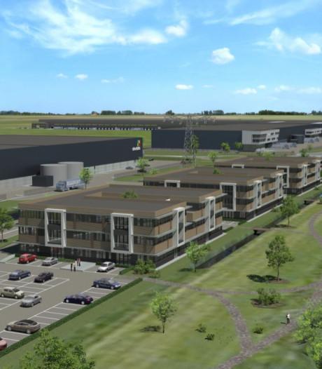 De bouw is gestart, Waalwijk krijgt er nog een campus voor 400 arbeidsmigranten bij