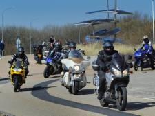 Boulevards Vlissingen en parkings Perkpolder dicht, marechaussee controleert in grensstreek