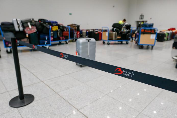 Sur les près de 8.000 bagages qui étaient restés bloqués à Brussels Airport, il en restait environ 500 mardi.