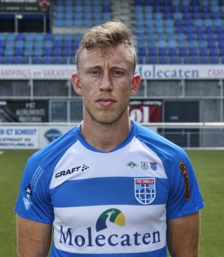 Einde seizoen voor PEC-verdediger Koppers: opnieuw onder het mes