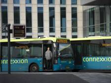 Streekvervoer in regio rijdt maandag en dinsdag niet