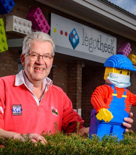Legotheek Eefde beleeft hoogtijdagen in coronatijd: 'We draaien zeven dagen in de week volle bak'