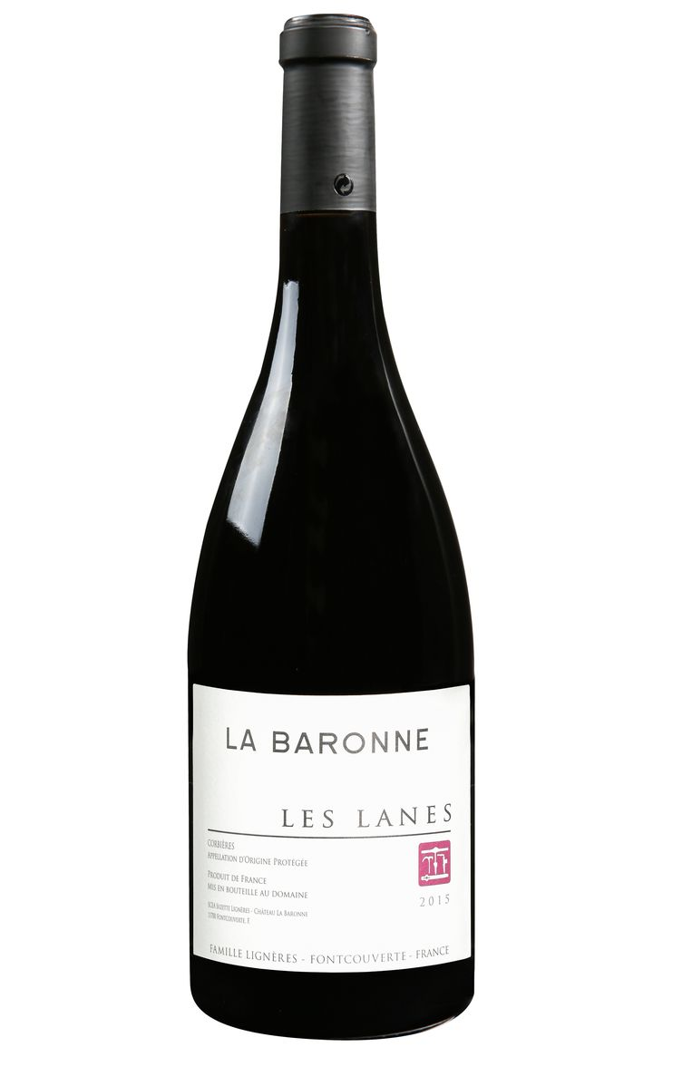 La Baronne Les Lanes, Grapedistrict Beeld