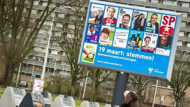 Stemmen kan op besteraadslid.nl. Beeld anp