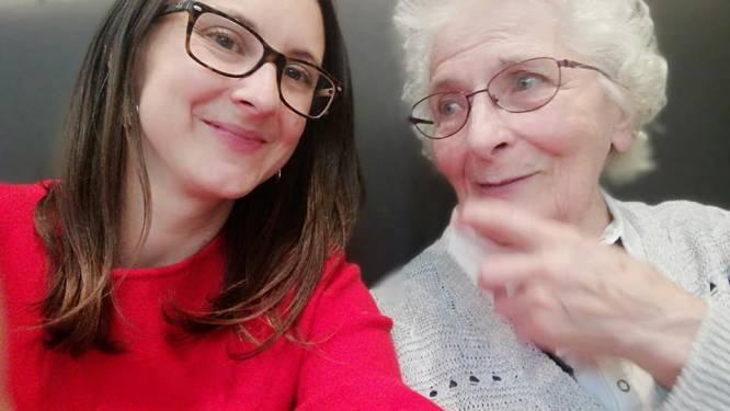 """Charlotte Brys verzamelt getuigenissen voor haar project '(G)ouder worden': """"Tonen hoeveel kennis ouderen bezitten"""""""