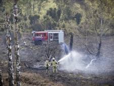 Code oranje: kans op natuurbranden in Noord-Brabant