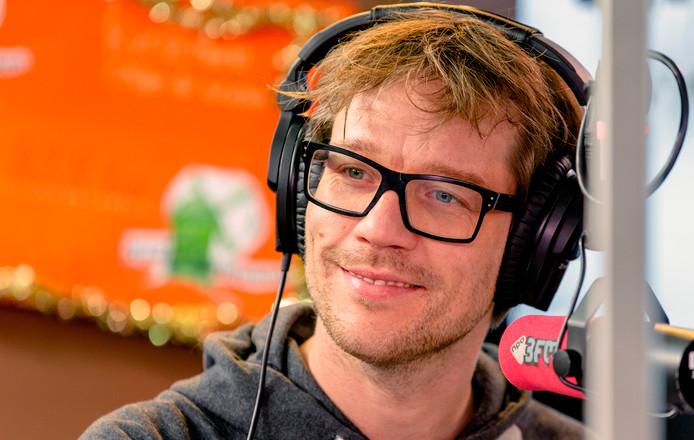 Radio-dj Giel Beelen verkast van 3FM naar Radio Veronica.