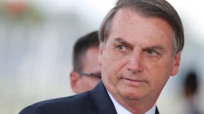 Braziliaanse president tegen journalist: 'Jij hebt vreselijk gezicht van een homo'