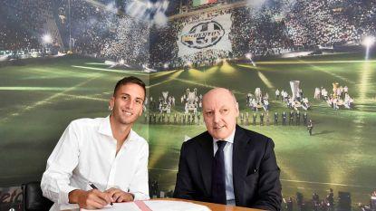 Rodrigo Betancur tekent tot medio 2022 bij Juventus