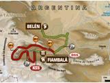 Uitslagen Dakar Rally, etappe 11