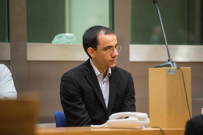 Jérémy Pierson lors de son procès en février 2018.