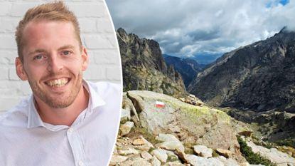 """West-Vlaming (30) al maand vermist na wandeltocht op Corsica: """"Geen gsm-signaal, geen geld afgehaald: niks meer"""""""