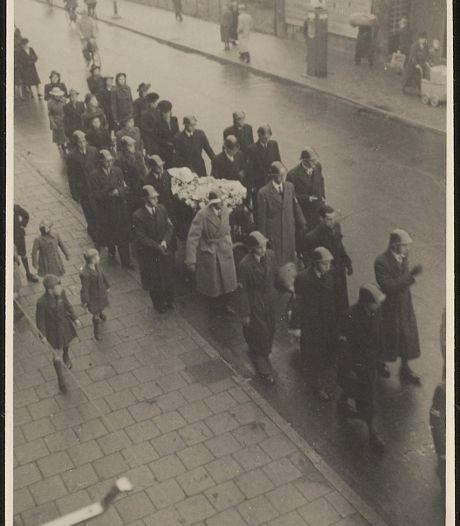 Blokhoofd Sindorff, daags voor bevrijding Tilburg geveld