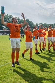 LIVE | WDS'19 krijgt in verlenging tegengoal om de oren, Moerse Boys viert historische promotie