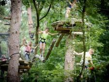Veldhovens klimpark Klimrijk Brabant breidt uit met e-steps