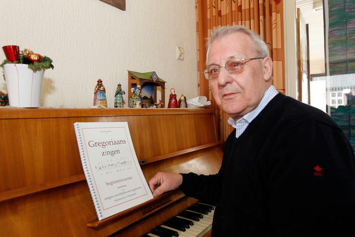 Dirigent Wim Boerekamp in Deurne
