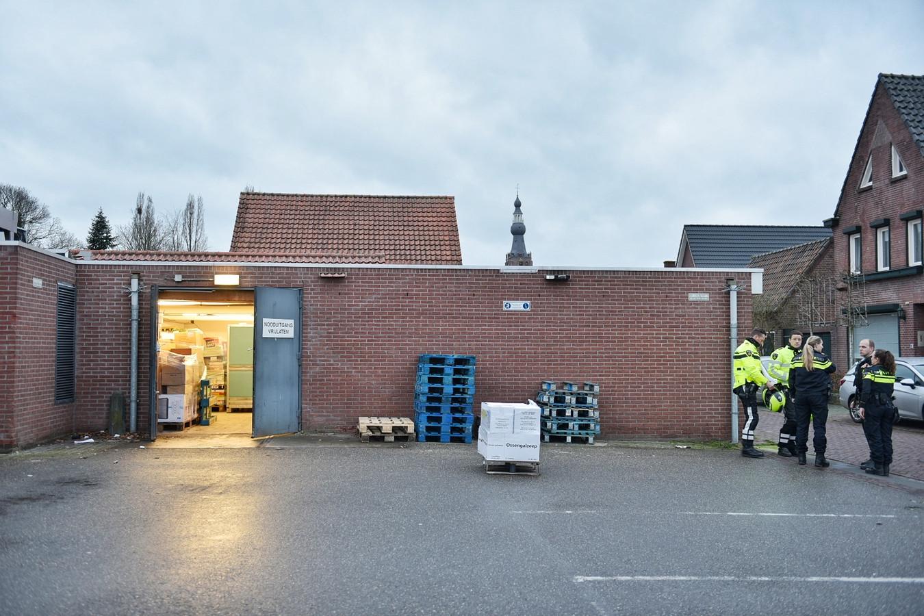 Gewapende overval op Aldi Hilvarenbeek
