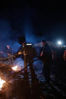 Paasvuren in Hengelo, Baak en Halle gaan door; Velswijk en Hummelo niet