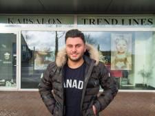 Wildwesttaferelen in Apeldoorn na opname voor videoclip