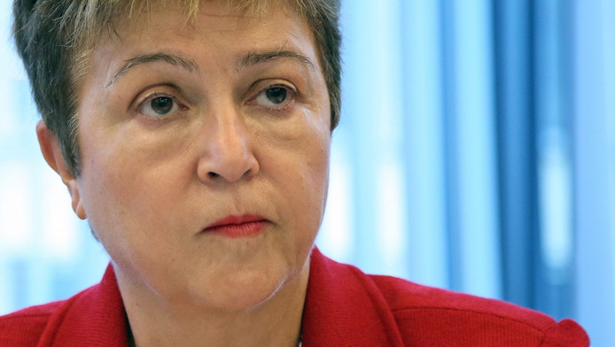 Kristalina Georgieva, commissaire européenne.