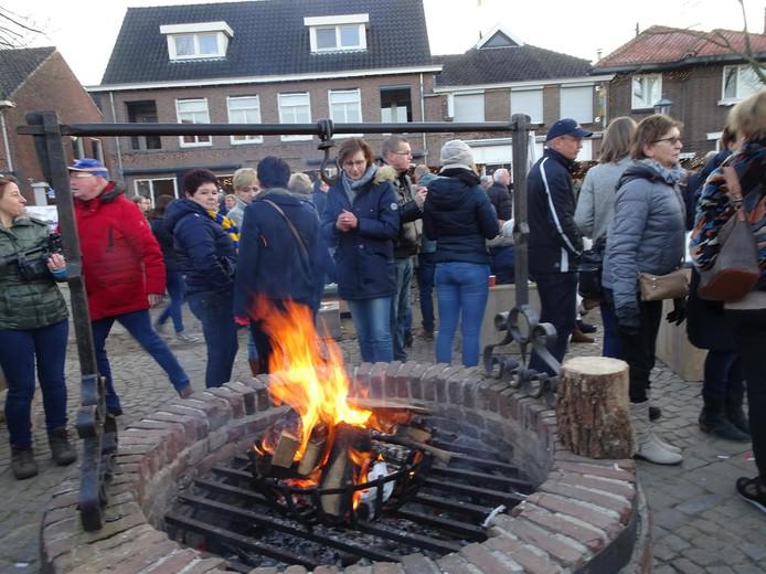 De aftrap van de Top 2000 in Liempde.