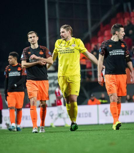 Spelers PSV houden vertrouwen in Van Bommel