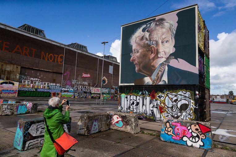 T.t. Neveritaweg Beeld Rink Hof