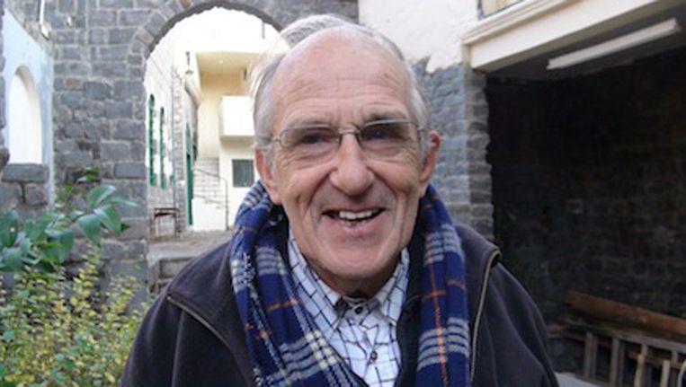 Frans van der Lugt Beeld mediawerkgroep Syrië