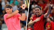 "Kirsten Flipkens: ""Ik heb ooit iets gehad met Rafael Nadal"""