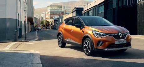 Nieuwe Renault Captur wordt half elektrisch