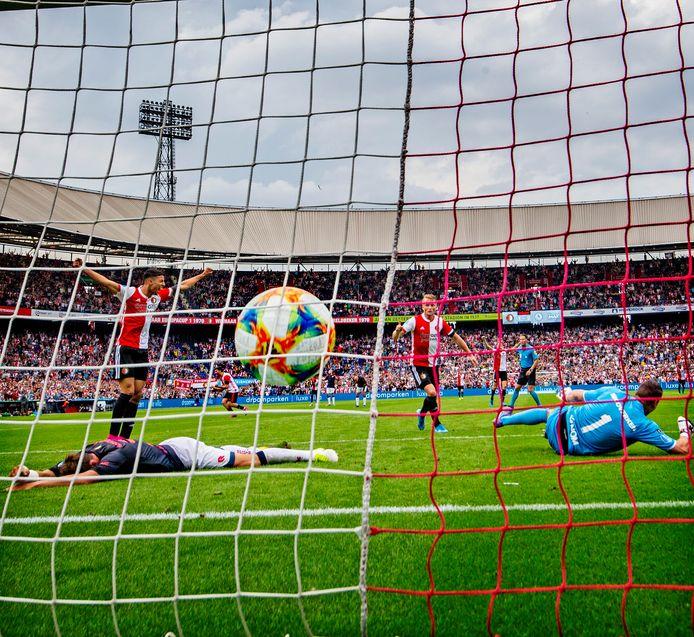 Sparta en Feyenoord zouden komend weekend tegen elkaar spelen.