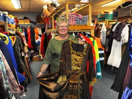 Verkleedwinkel Costuumpje in Arnemuiden stoomt weer volle kracht vooruit