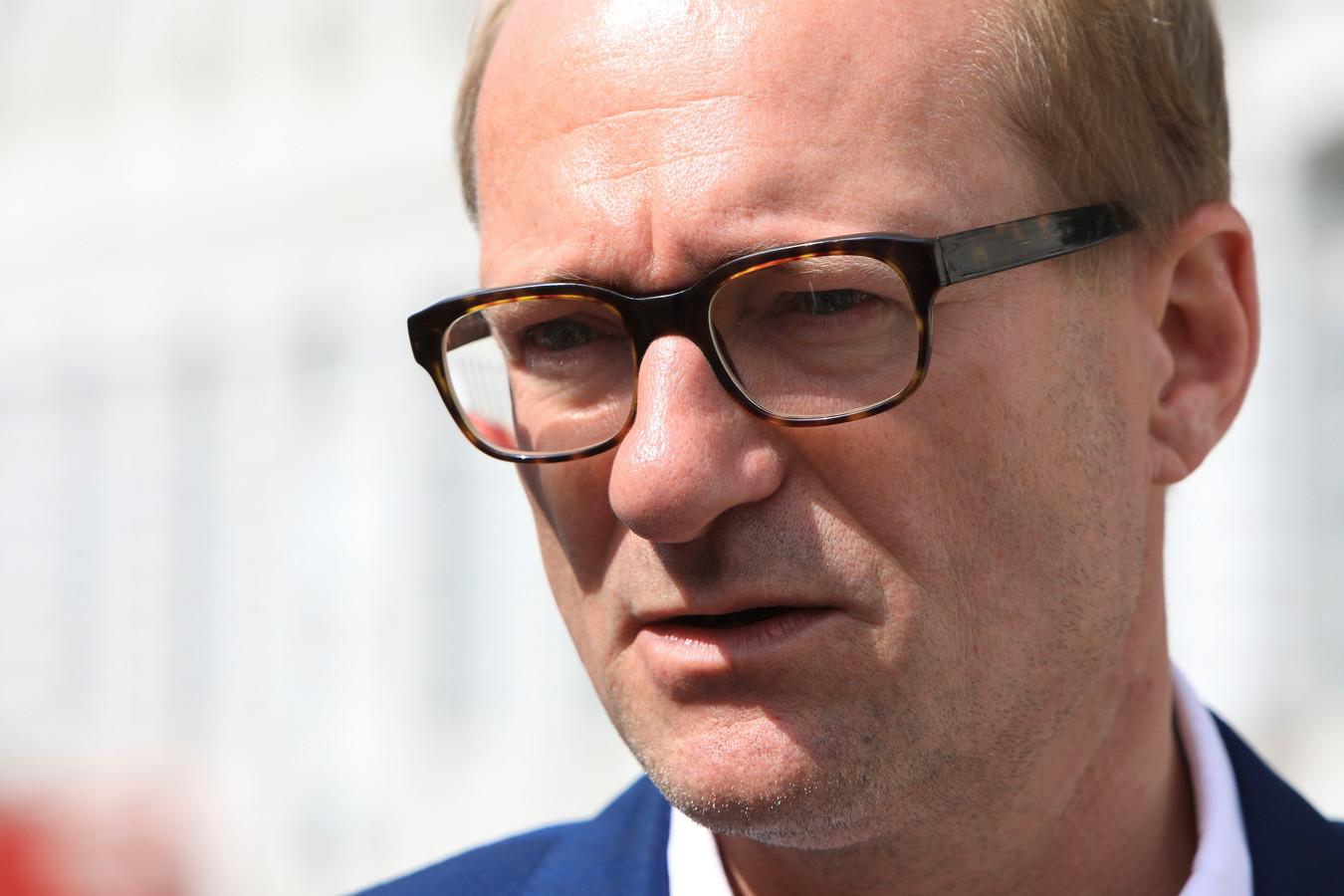 Ben Weyts, le ministre flamand de la Mobilité et des Travaux publics, de la Périphérie bruxelloise, du Tourisme et du Bien-être animal.