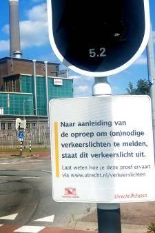 Bewoners Leidsche Rijn: haal stoplichten weg bij busbaan