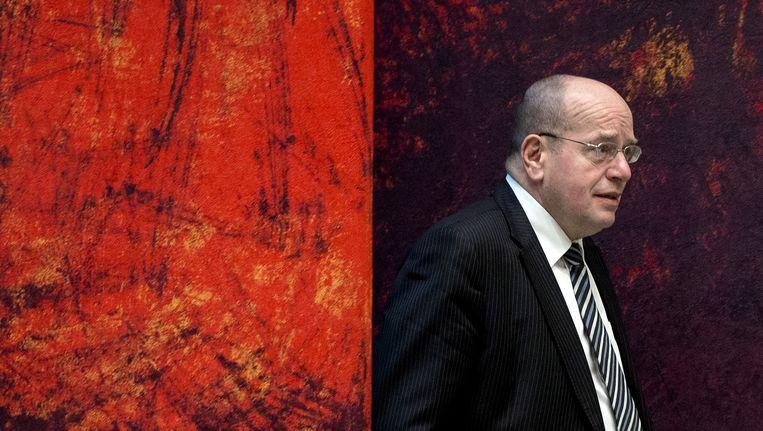 Fred Teeven sloot in 2000 een zogenoemde witwasdeal met Cees H. Beeld ANP