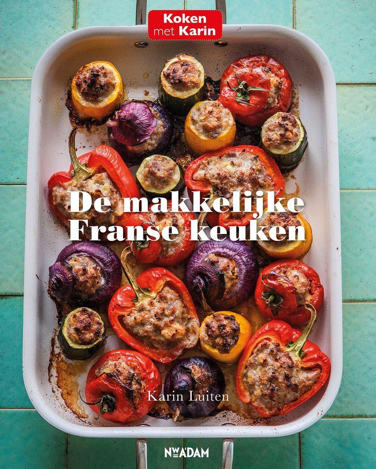 De makkelijke Franse keuken Beeld RV