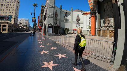 """Zo verlaten is Hollywood nu: """"Luxewinkels gebarricadeerd tegen ramkraken"""""""