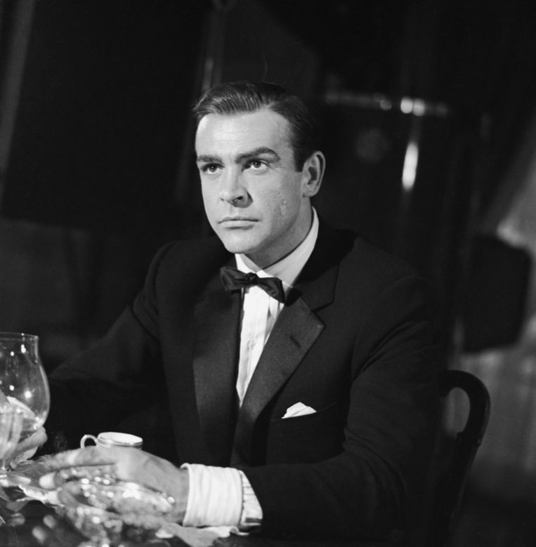 Sean Connery als James Bond in 'You Only Live Twice'