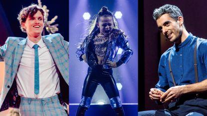Spektakel troef tijdens grote finale 'Belgium's Got Talent': herbeleef hier alle acts