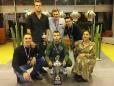 Da Vinci uit Dordrecht verliest finale van MBO Debattoernooi