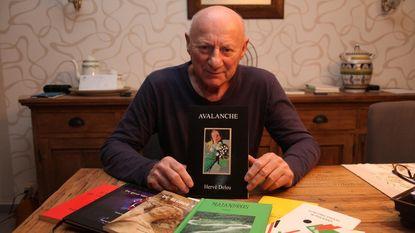 Beter laat dan nooit: Hervé Deleu (71) schrijft tweede roman