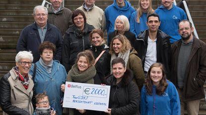 Heksentocht schenkt 2.000 euro aan Selah Sue