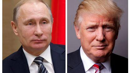 Poetin bedankt Trump voor Amerikaanse hulp tegen mogelijke bomaanslag