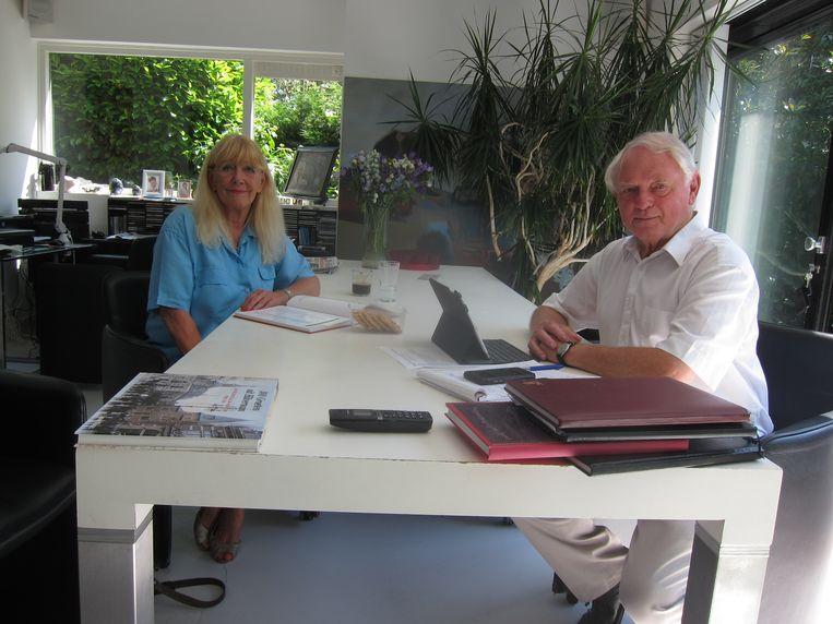 Jan en Yvonne Nagel: 'Dat doe je voor elkaar.'   Beeld