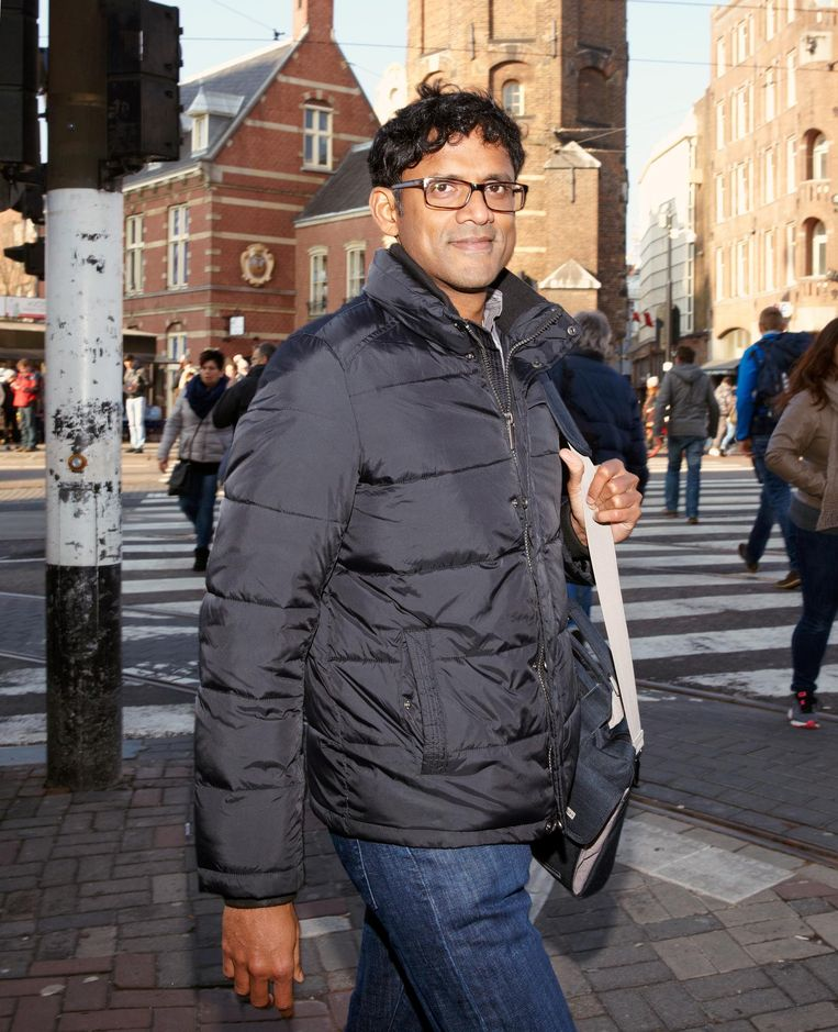 Raj Raghunathan. Beeld Daniel Cohen