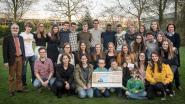 Lesmarathon Klein Seminarie levert 1.650 euro op voor Jeugdateljee