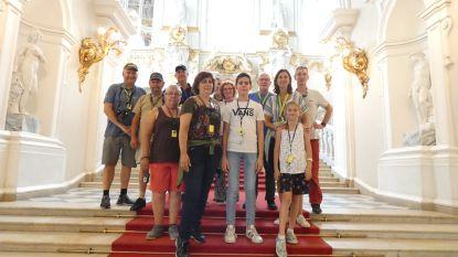 Hermitage in Sint-Petersburg charmeert streekgenoten